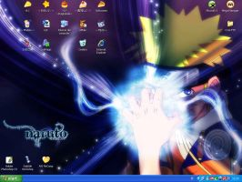 Naruto Desktop by mirror-of-madness