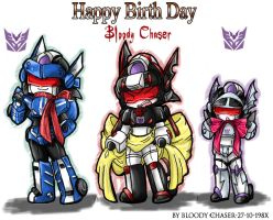 27-10 Happy B-day to ME by BloodyChaser