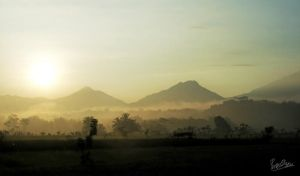 One Morning in Ambarawa by ditya