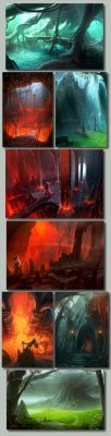 Project concepts I-VIII by ANTIFAN-REAL