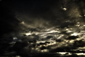 Storm clouds by Luks85