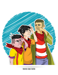 ED, EDD AND EDDY by NKCosplay-arts