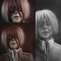 Realistic Armin by Imoon90