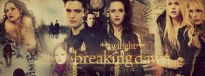 Breaking Dawn Part 2 Banner by whycomeback
