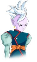 The Supreme Kai by xwocketx