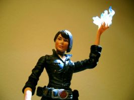 Liz Sherman Figure by manson26