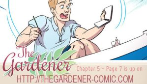The gardener - Chapter 5 page 7 by Marc-G