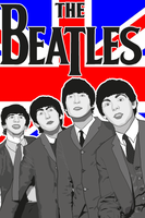Beatles Iphone Wallpaper by MD3-Designs