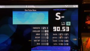 One False Move Ex by TMFScptKT