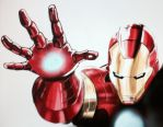 Iron Man by SaraMFDraws