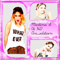 png de martina stoessel 2014 by aracelly002