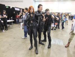 Armageddon Expo 2012 - The Hunger Games by fulldancer-alchemist