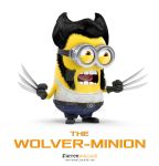 Wolver-Minion by DarrenWallace3d