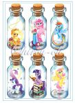 MLP-Bookmarks 2012 by shirou-oh-sakura