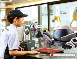 McDonald's Online Delivery 1 by jaytablante