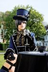 CIEL PHANTOMHIVE - Cosplay - Garden by Shinkan-Seto