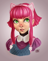 Annie by spl3nd0ra