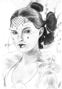 Queen of Naboo by Ankh666