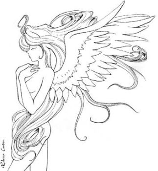 Angel - outline version by angelofdeath