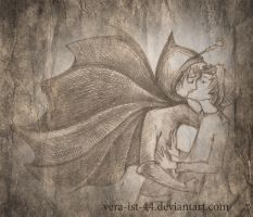 Mysterion and Stan. Kiss by Vera-Ist-44
