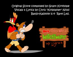 Witchyworld with Lyrics: Cover by Kirbopher15