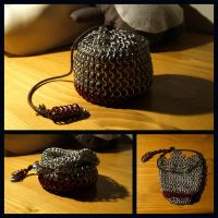 Medium Dice Bag by JeiThings