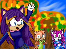 Contest entry: Team Colorful by ninacat309