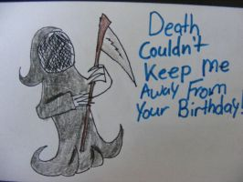Death could not keep me away by CoolestNinja1242
