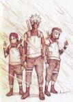 we are ANBU by Sanzo-Sinclaire