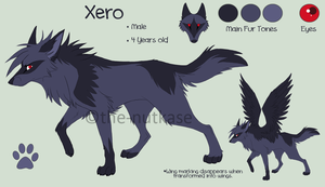 Xero Reference Sheet by The-Nutkase