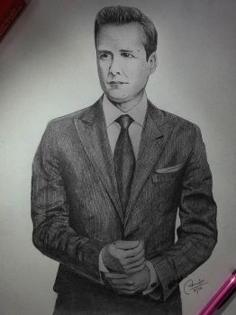 Harvey Sketch by livin4life