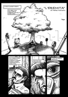 The Hermit - Page 1 by Av3r