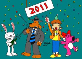 It's 2011 by pheeph