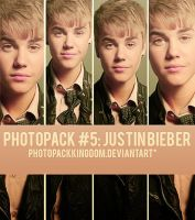 Photopack #5: Justin Bieber. by photopackkingdom