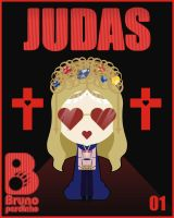 Judas Card 01 by brunopardinho