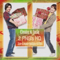 +DrakeAndJosh|PackPNG by In-Love-With-BTR