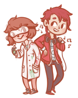 shsl cool kids by Fuzzi-Wuzzi