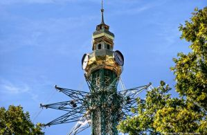 Prater Tower in Vienna by pingallery