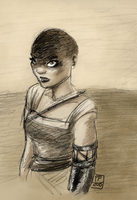 Ave Furiosa Imperator by The-French-Belphegor