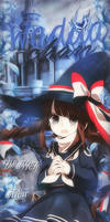`Wadanohara | | Sea Witch. ~ by ElifexChan
