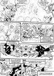 Commish: Trouble in Paradise Xone! pg53 by BlueIke