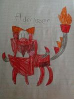 Flamzer by thedrksiren
