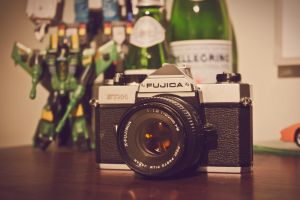 Fujica STX-1 by chili-tm