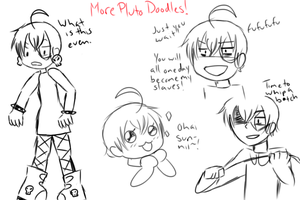 More Pluto Doodles! by ADark-Cold-World