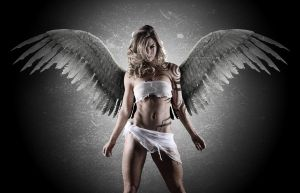 Dark Angel by Angryjeff