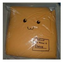 Chesse The Bag of Cheese by KonichiwaKay
