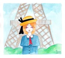 Madeline by laitdepomme