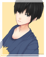 Yesung (ATTEMPT HUHUH) by flutter-chi