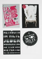 a various of flyers by gustaf-pinsel