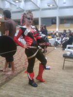 Boots of Biker Harley by pixieloveify